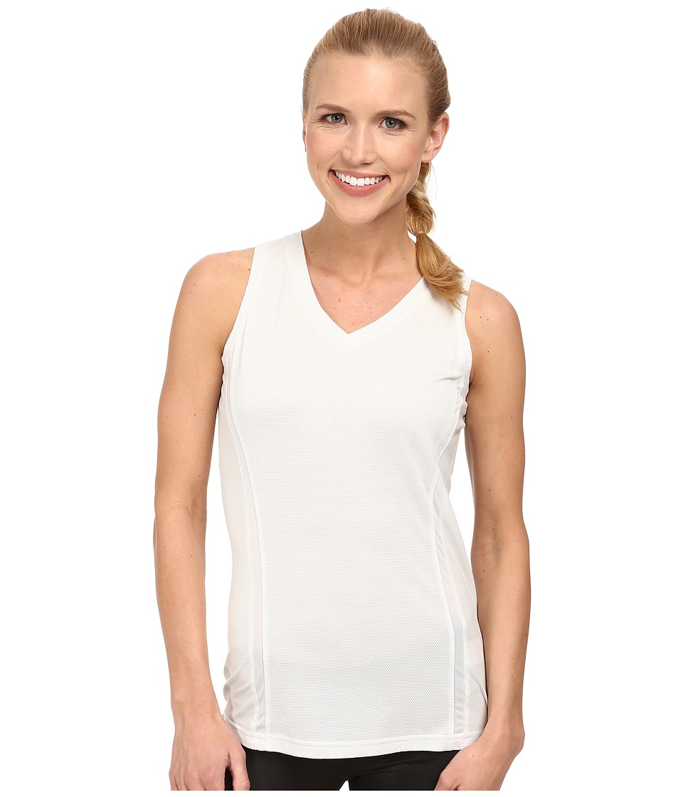 Kuhl - Futura Tank Top (White) Women's Sleeveless