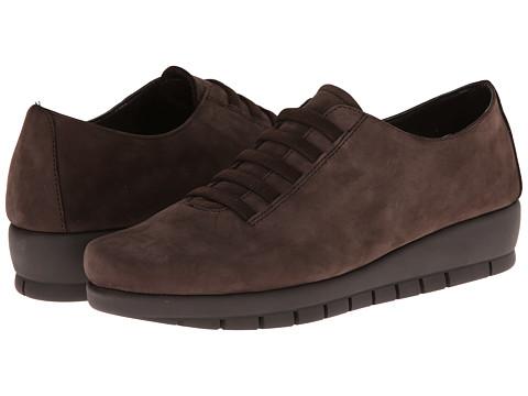 Aerosoles - Keep Moving (Dark Brown Nubuck) Women's Shoes