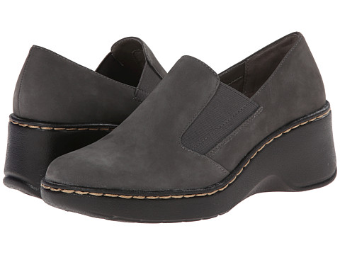 Aerosoles - Kick Start (Dark Grey Nubuck) Women
