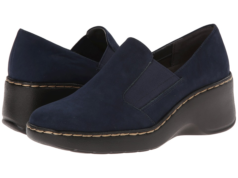 Aerosoles - Kick Start (Dark Blue Nubuck) Women