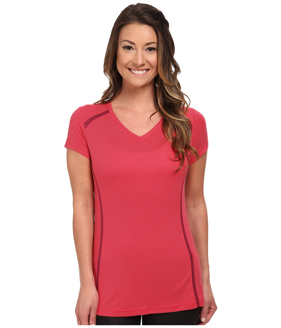 KUHL - Futura S/S Top (Watermelon) Women's Short Sleeve Pullover
