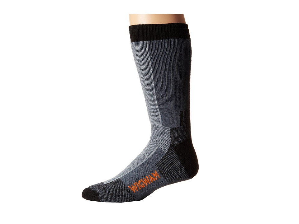 Wigwam - Outlast Weather Warrior (Grey) Crew Cut Socks Shoes