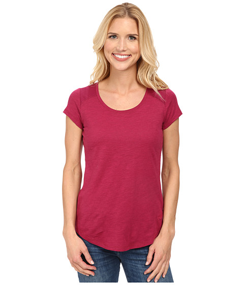 Kuhl - Khloe S/S Top (Vino) Women