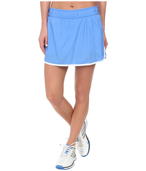 Columbia - Zero Rules Skort (Harbor Blue/White/Harbor Blue) Women
