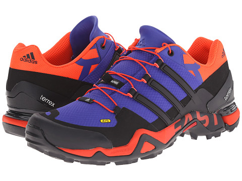 adidas Outdoor - Terrex Fast R (Solar Red/Night Flash/Black) Men's Shoes