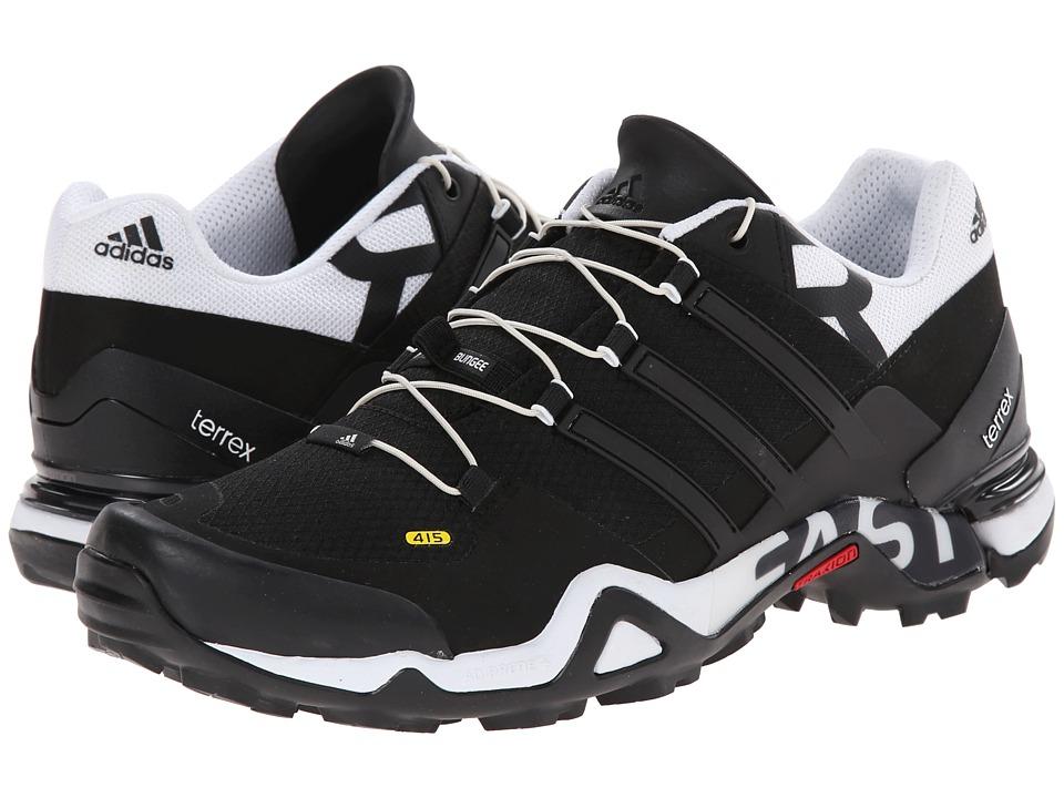 adidas Outdoor - Terrex Fast R (White/Black/Vista Grey) Men's Shoes
