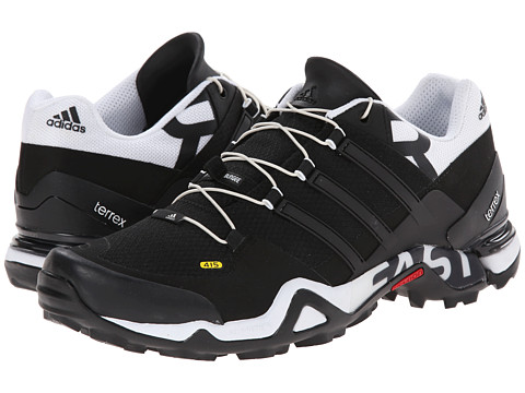 adidas Outdoor - Terrex Fast R (White/Black/Vista Grey) Men