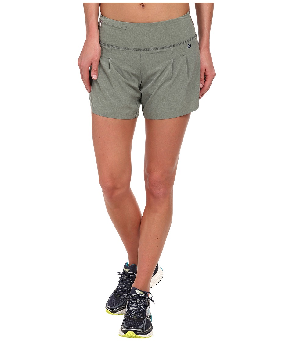 Brooks - PureProject 2-in-1 5 Short (Heather Sage) Women