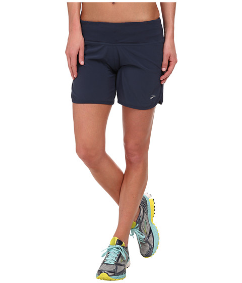 Brooks - Sherpa 6 Short (Midnight) Women