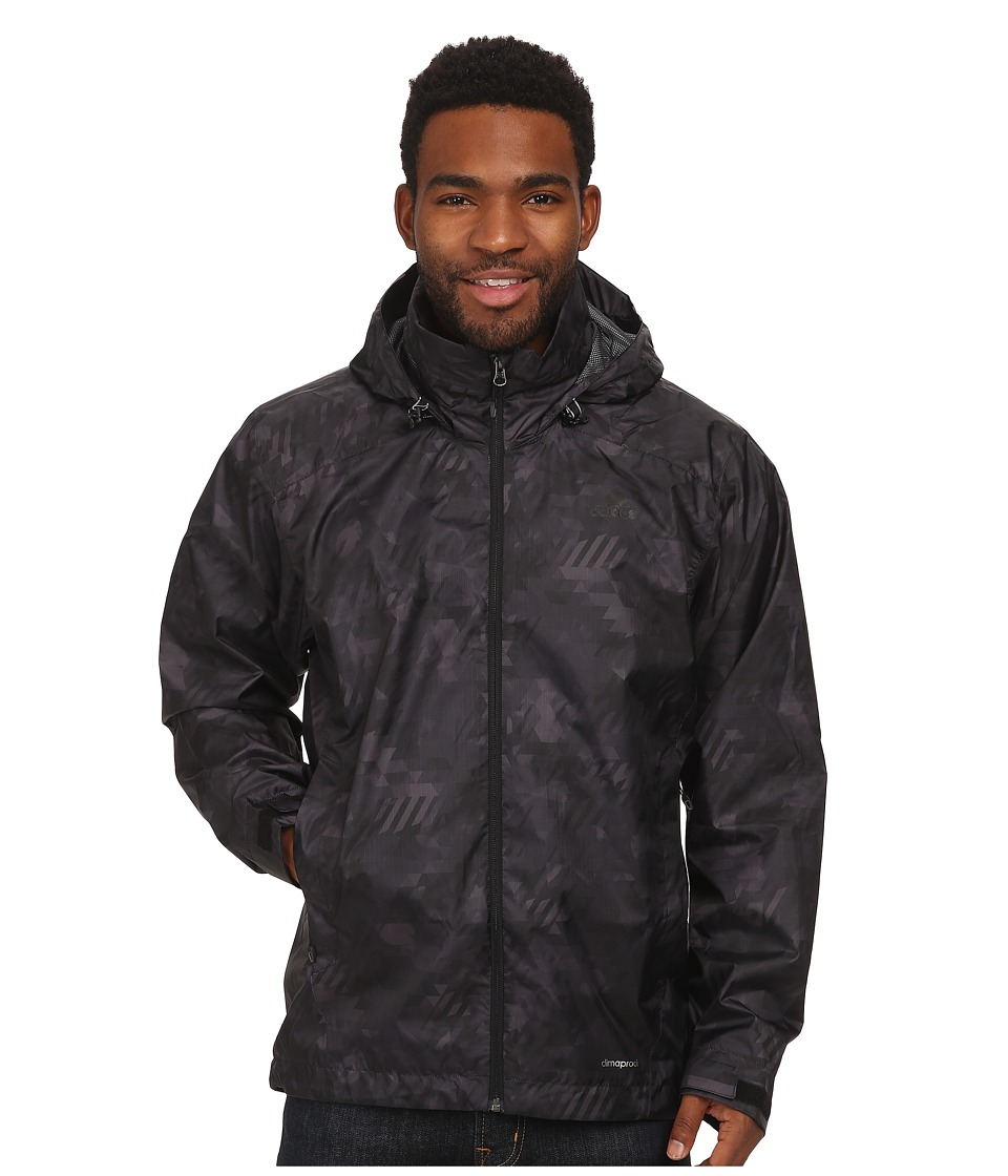 adidas Outdoor - Wandertag Infinite Series V1 Jacket (Black) Men's Jacket