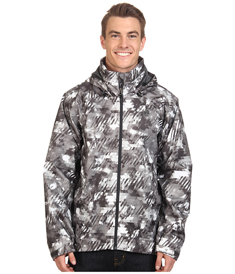 adidas Outdoor - Wandertag Infinite Series V1 Jacket (Solid Grey) Men's Jacket