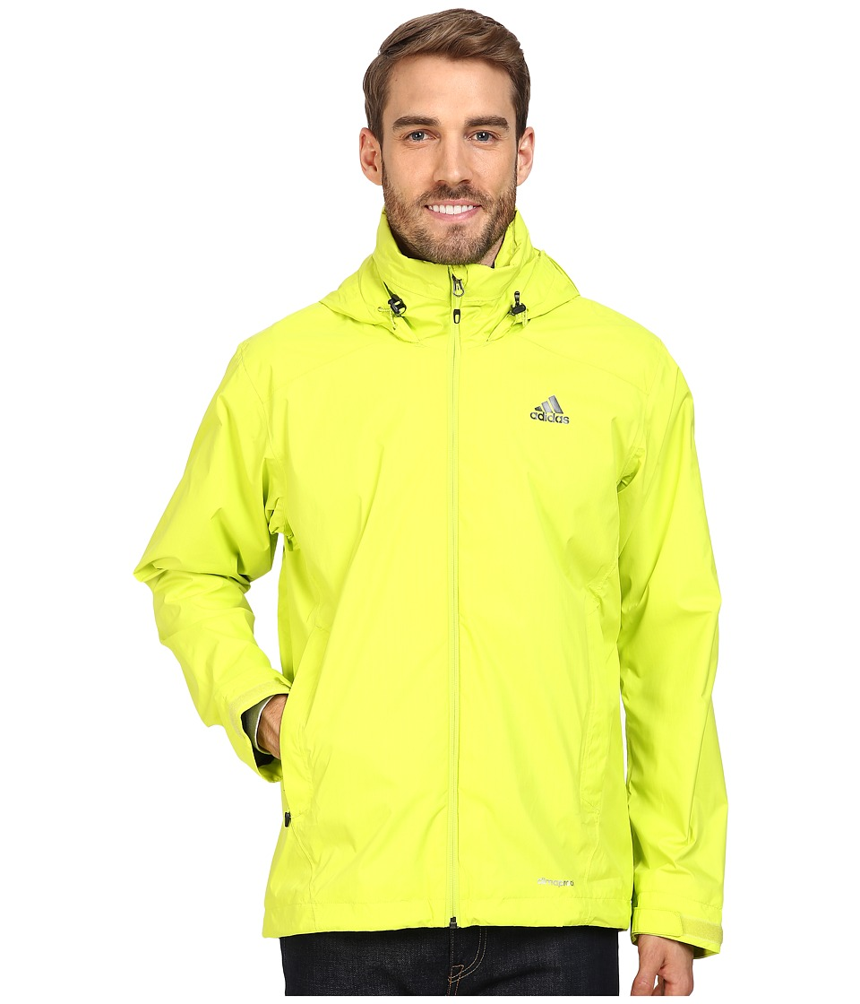 adidas Outdoor - Wandertag Jacket (Semi Solar Yellow) Men's Coat
