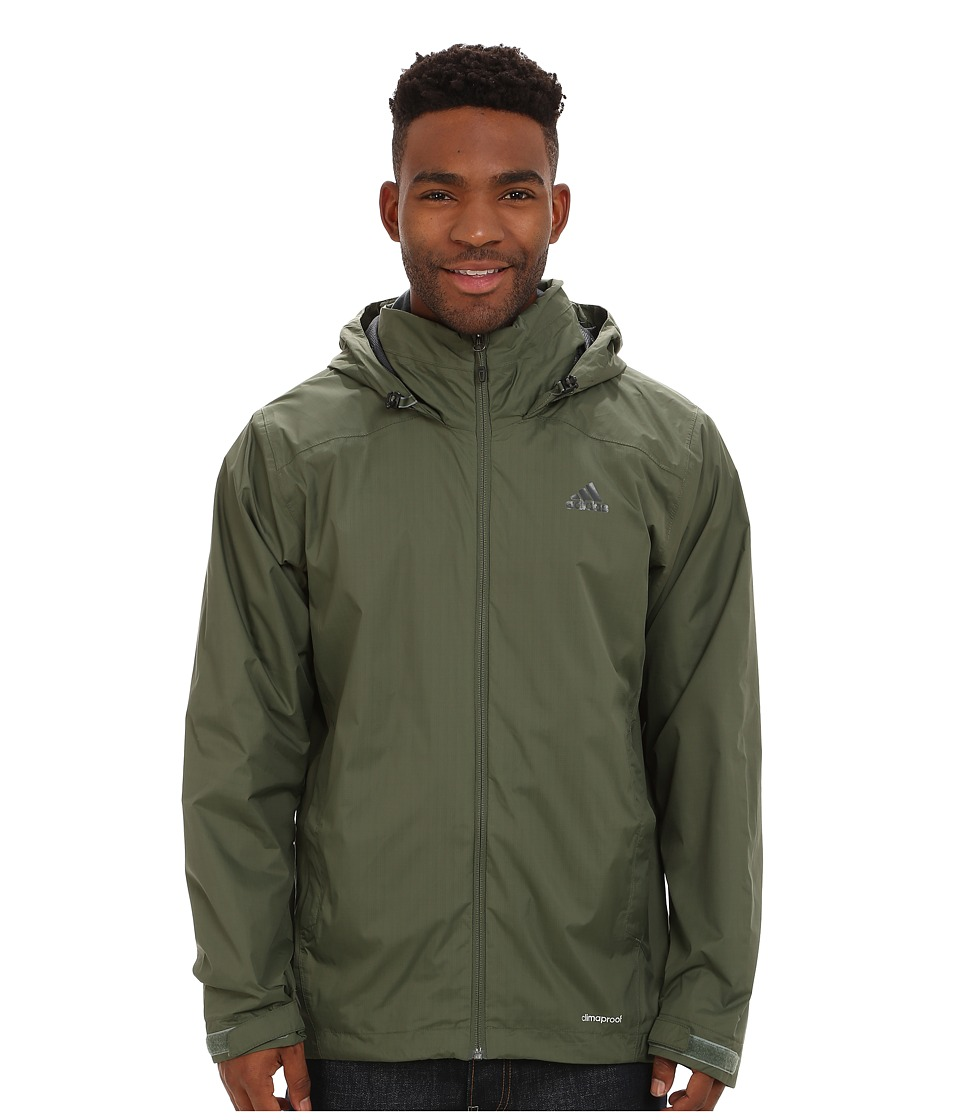 adidas Outdoor - Wandertag Jacket (Base Green) Men