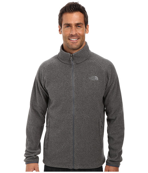 The North Face - Khumbu 2 Jacket (Charcoal Grey Heather/Charcoal Grey Heather) Men's Coat