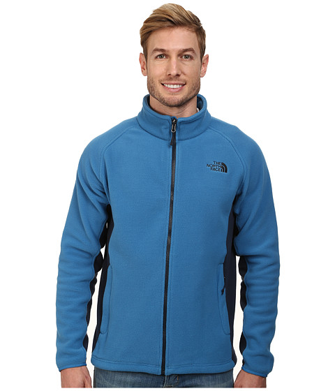 The North Face - Khumbu 2 Jacket (Heron Blue/Outer Space Blue) Men's Coat