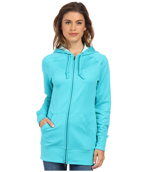 Columbia - Rapid Ridge Full-Zip Hoodie (Geyser Heather) Women