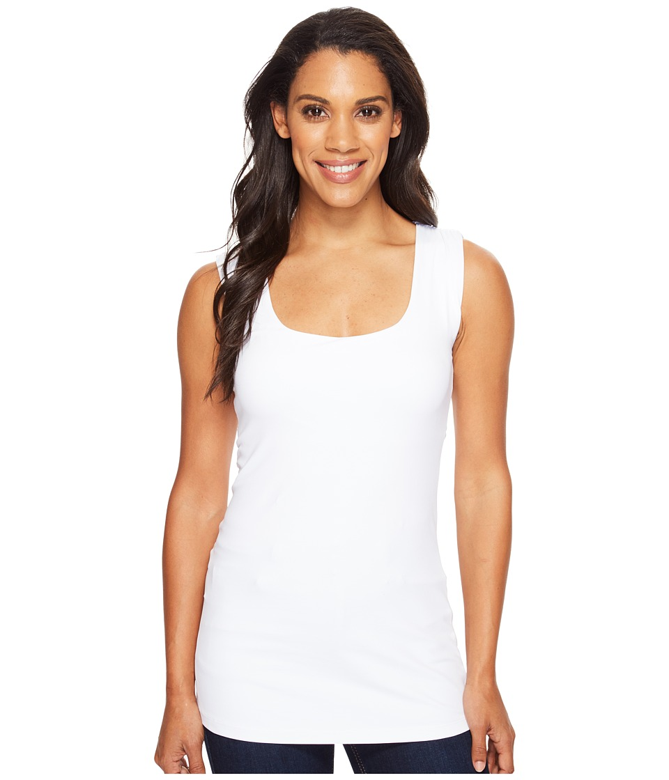 FIG Clothing - Nev Top (White) Women's Clothing