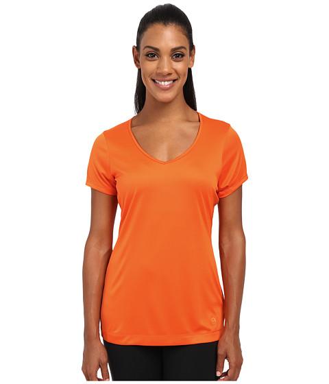 Mountain Hardwear - Wicked Short Sleeve Tee (Navel Orange) Women