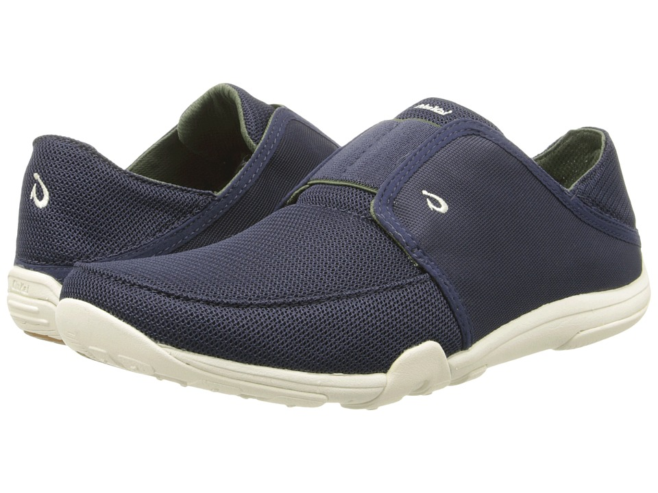 OluKai - Nohea Sport (Trench Blue/Trench Blue) Men's Shoes