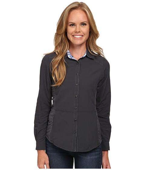 Kuhl - Wunderer L/S Shirt (Carbon/Cornflower) Women