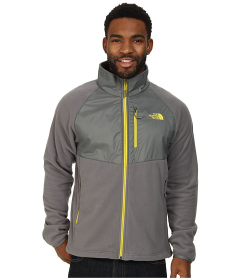 The North Face - McEllison Jacket (Sedona Sage Grey/Sedona Sage Grey) Men