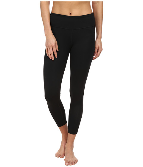 Columbia - Trail Bound Capri Tight (Black) Women's Casual Pants