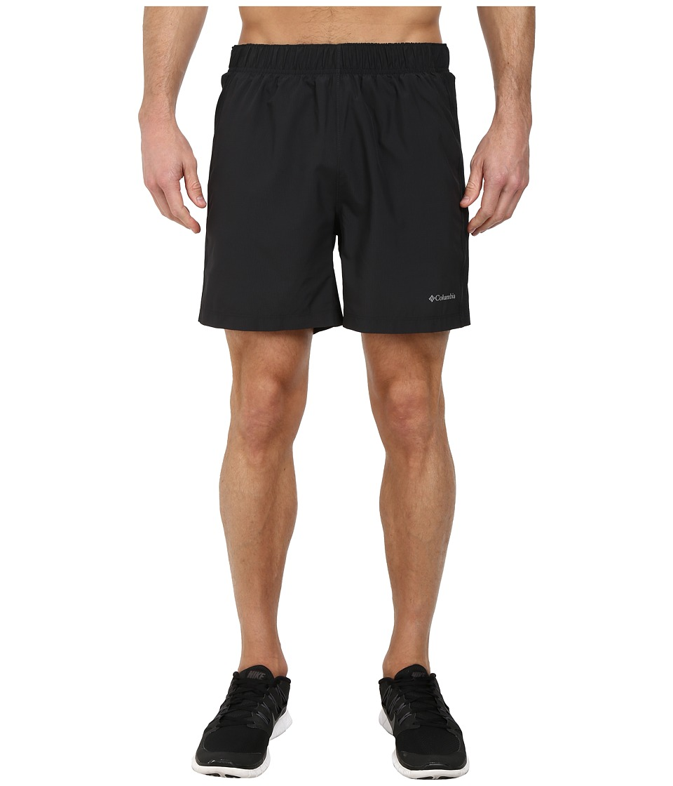 Columbia - Zero Rules II Short (Black) Men's Shorts