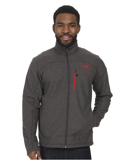 The North Face - Texture Cap Rock (Asphalt Grey) Men