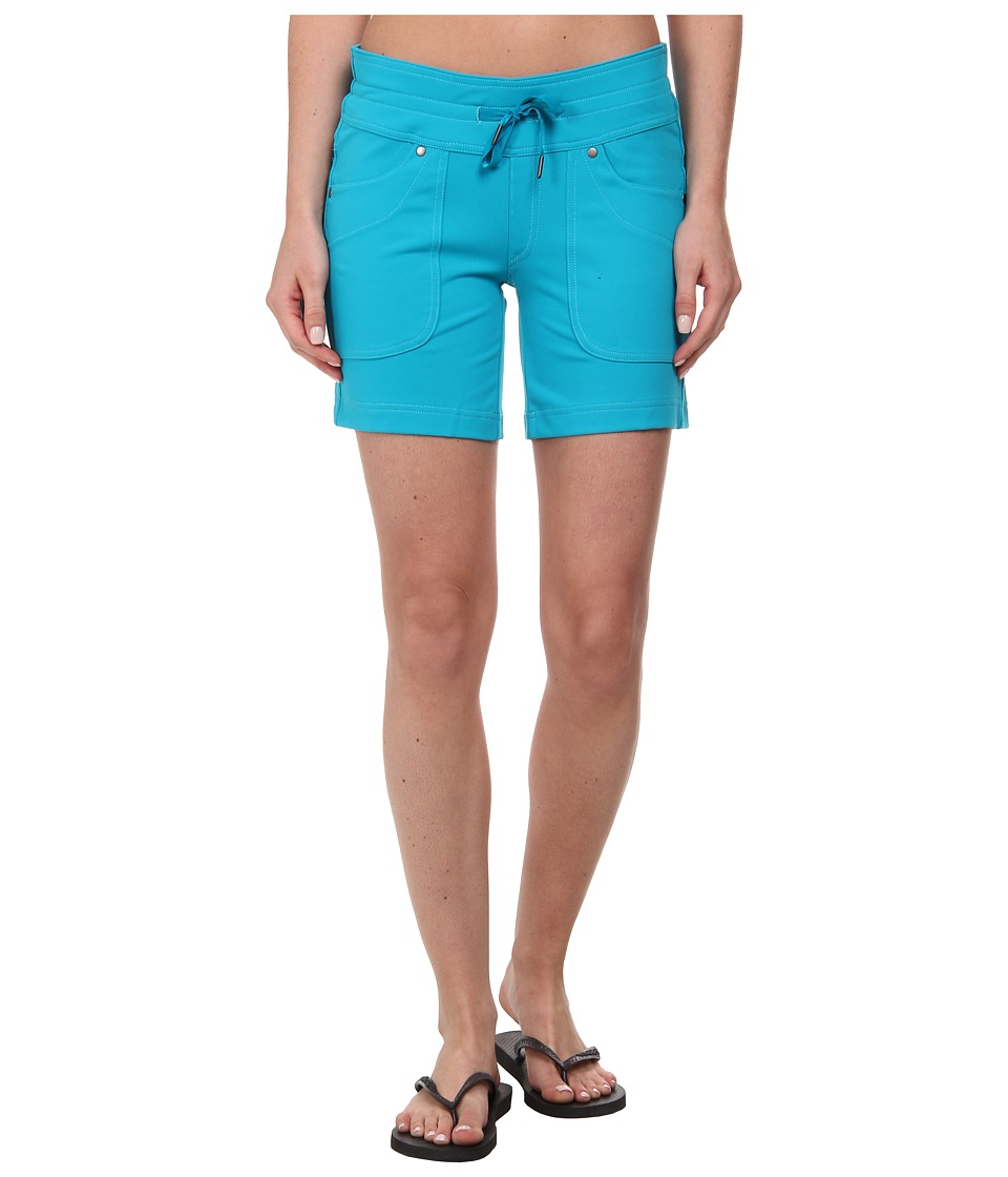 KUHL - M va Short (Teal) Women's Shorts