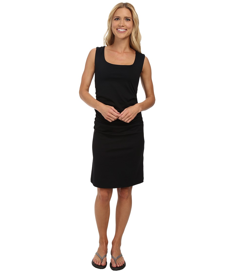 FIG Clothing - Nev Dress (Black 1) Women's Dress