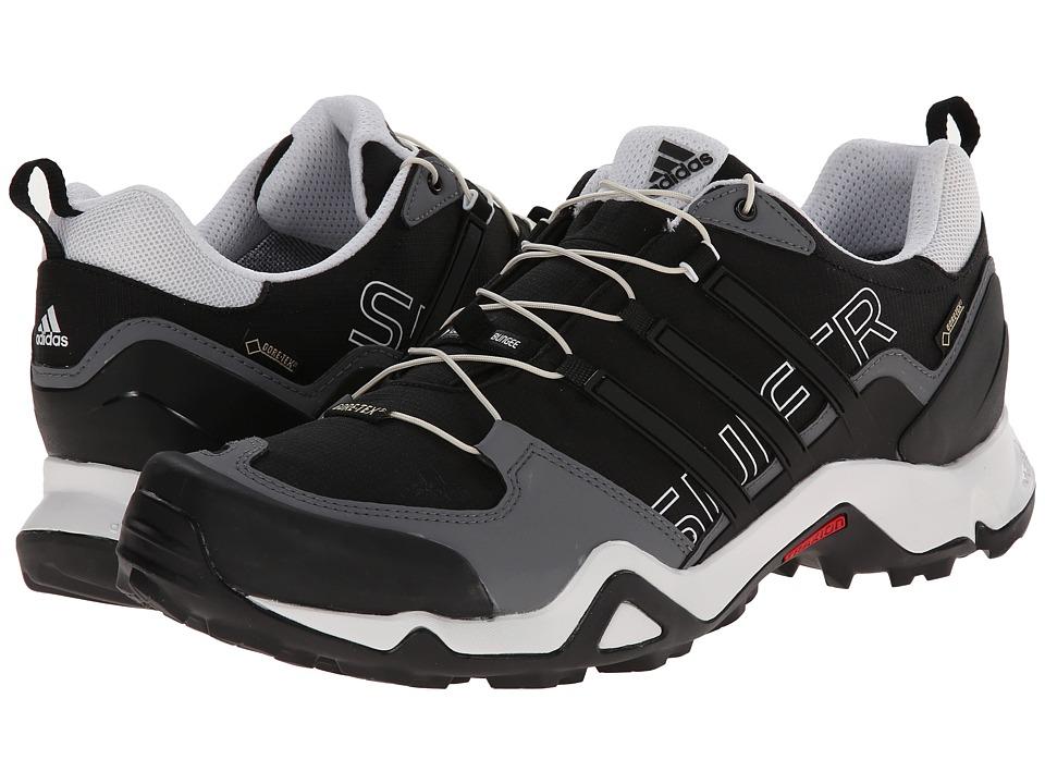 adidas Outdoor - Terrex Swift R GTX (Vista Grey/Black/White) Men's Shoes