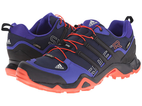 adidas Outdoor - Terrex Swift R GTX (Col. Navy/Black/Night Flash) Men's Shoes