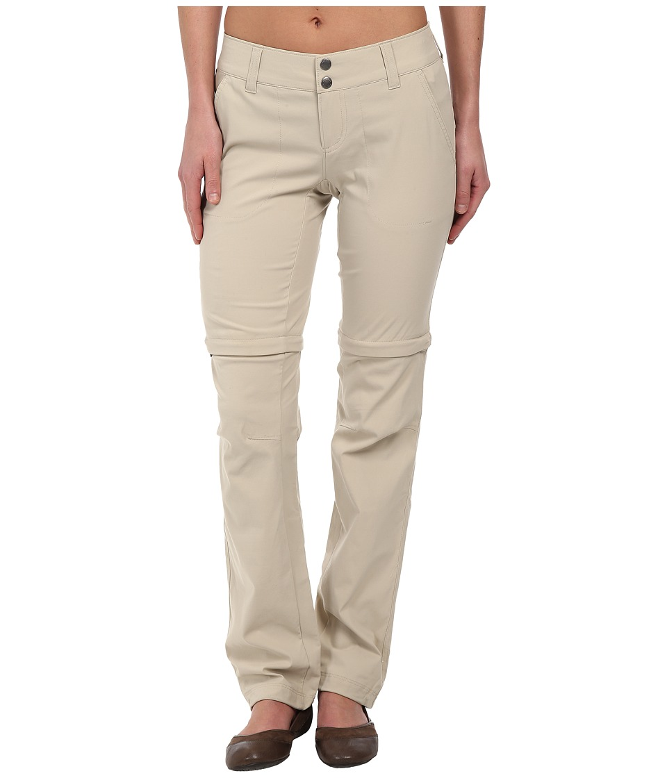 Columbia - Saturday Trail II Convertible Pant (Fossil) Women's Casual Pants