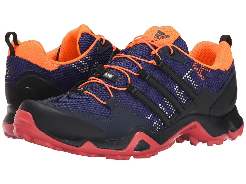 adidas Outdoor - Terrex Swift R (Night Flash/Black/Solar Red) Men