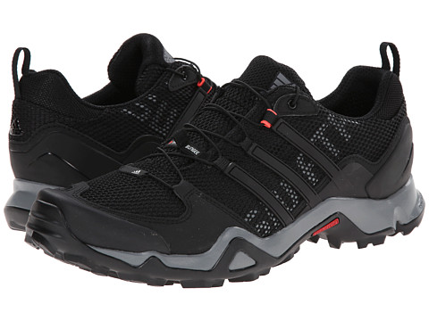 adidas Outdoor - Terrex Swift R (Vista Grey/Black/Solar Red) Men's Shoes