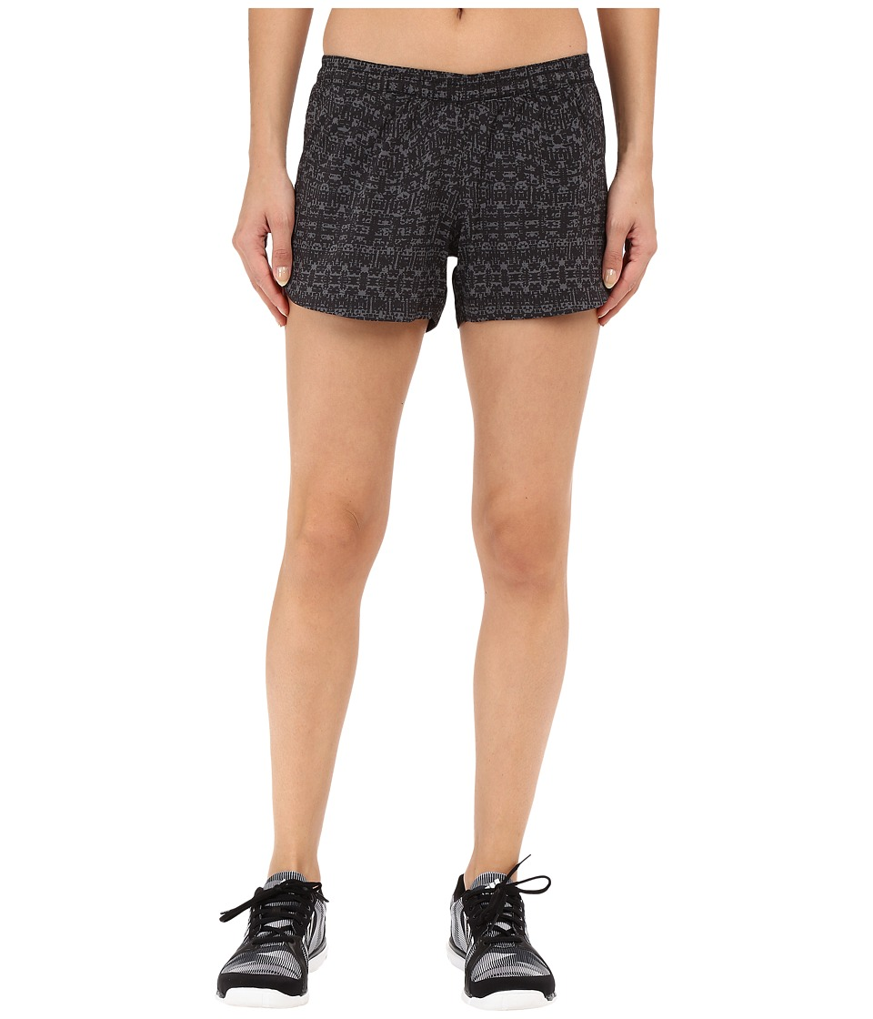 Mountain Hardwear - Pacing Short (Black) Women's Shorts