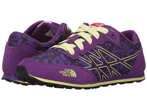 The North Face Kids - Kilowatt (Little Kid/Big Kid) (Imperial Purple/Chiffon Yellow) Girl