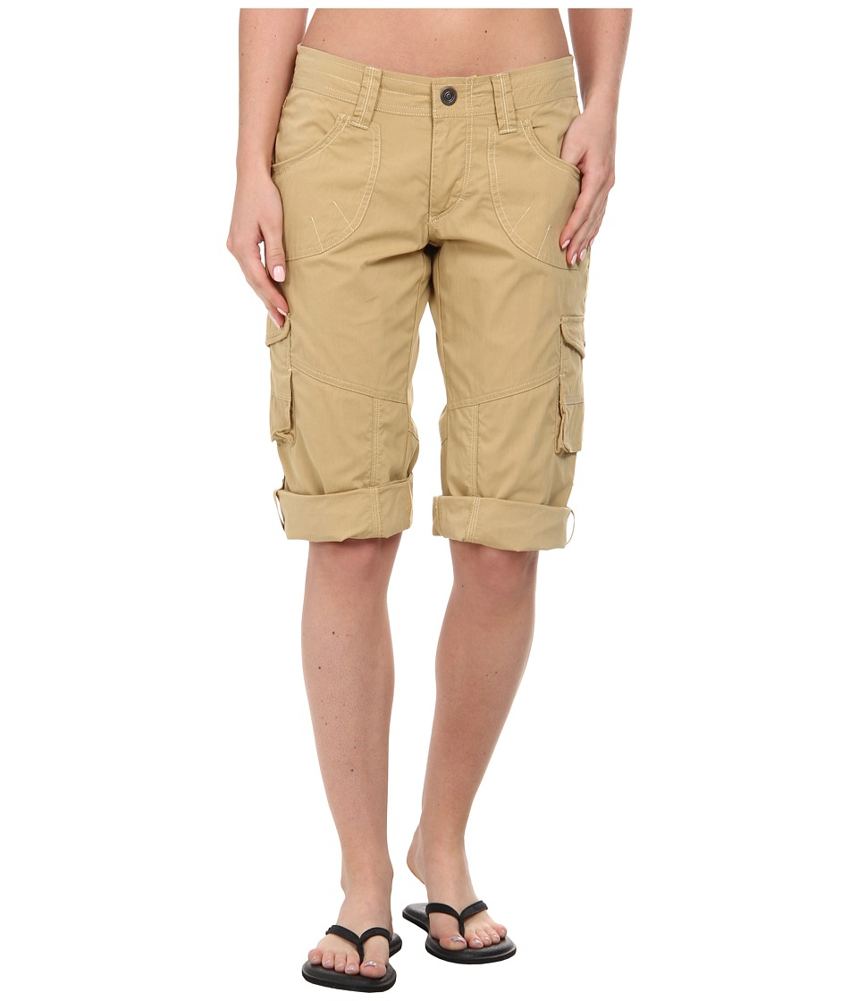 Kuhl - Kontra Short (Camel) Women's Shorts