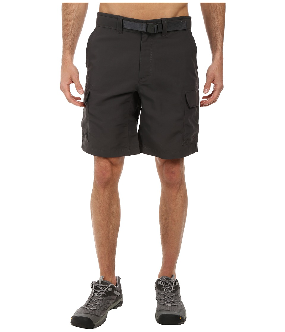 The North Face - Paramount II Cargo Short (Asphalt Grey) Men's Shorts