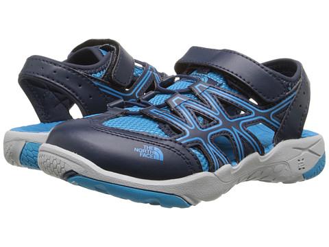 The North Face Kids - Hedgehog Sandal (Toddler/Little Kid/Big Kid) (Meridian Blue/Cosmic Blue) Boys Shoes