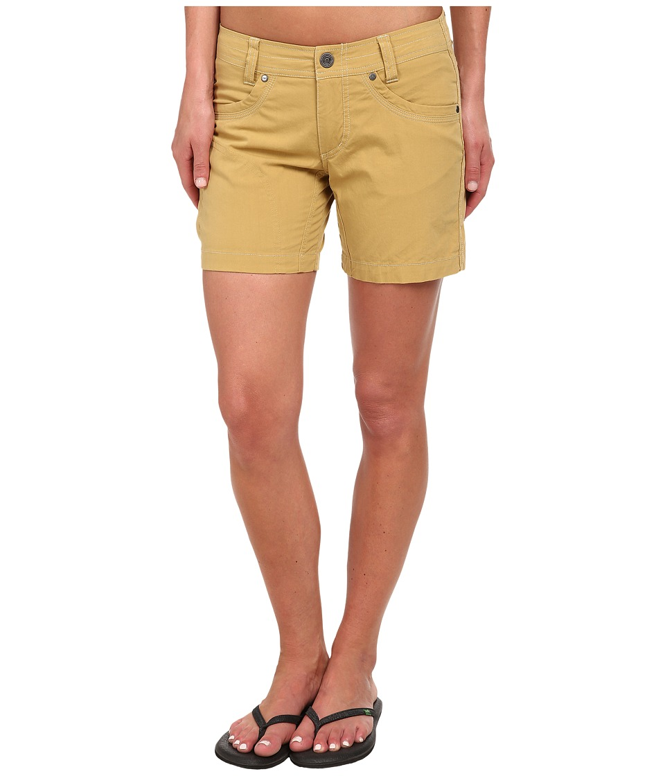Kuhl - Splash 5.5 Short (Camel) Women's Shorts