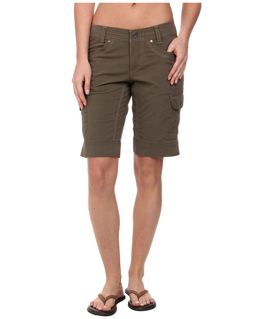 Kuhl - Splash 11 Short (Sage) Women's Shorts