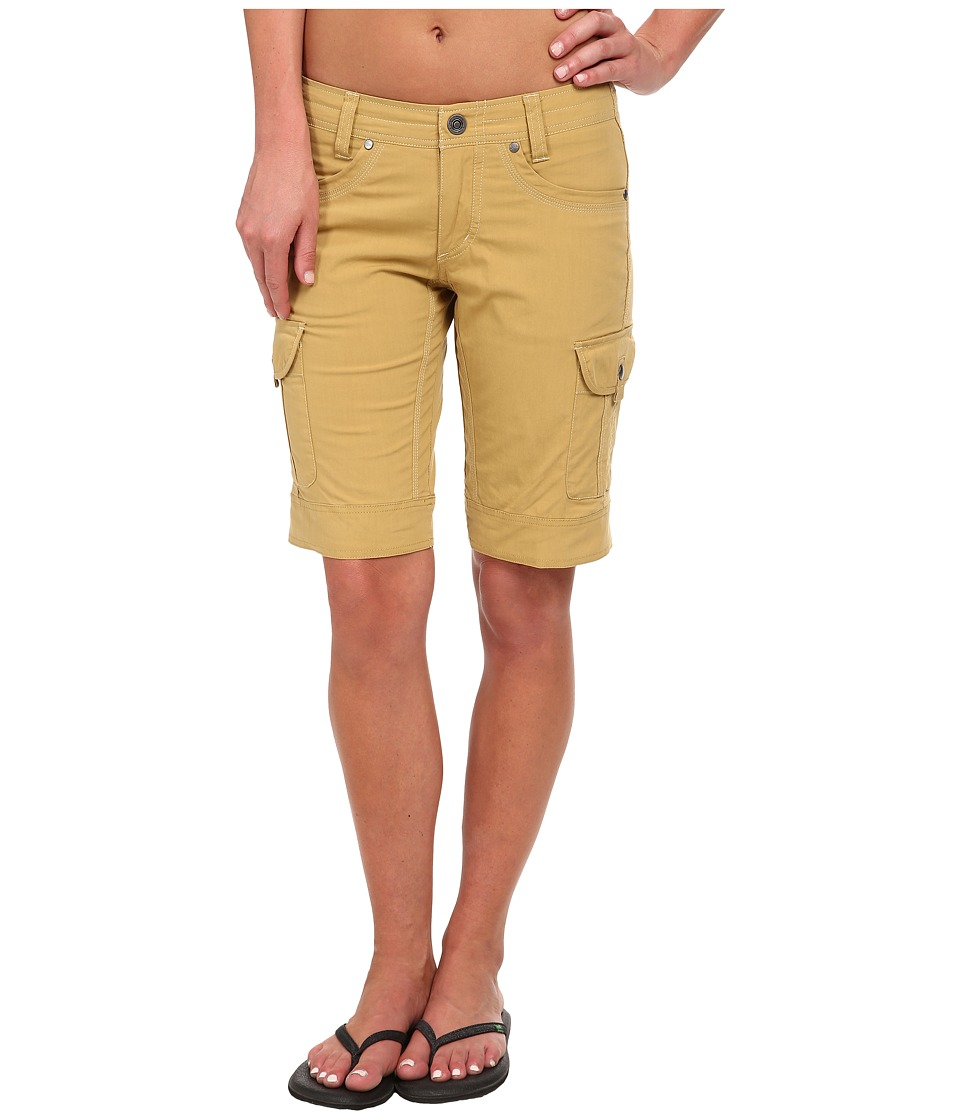 Kuhl - Splash 11 Short (Camel) Women's Shorts