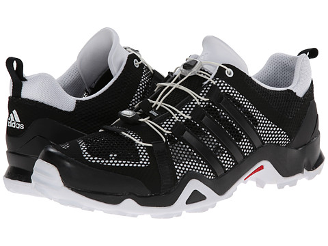 adidas Outdoor - Terrex Swift R Breeze (Black/White/Black) Men