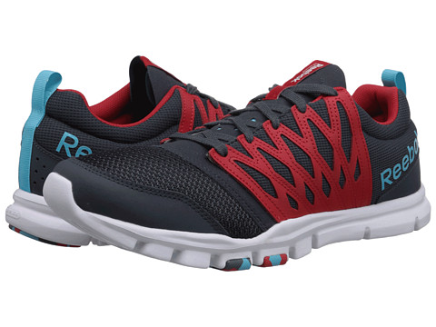 5e973ab64bda8d UPC 888164069152 product image for Reebok - Yourflex Train 5.0 MT (Graphite Red  Rush ...