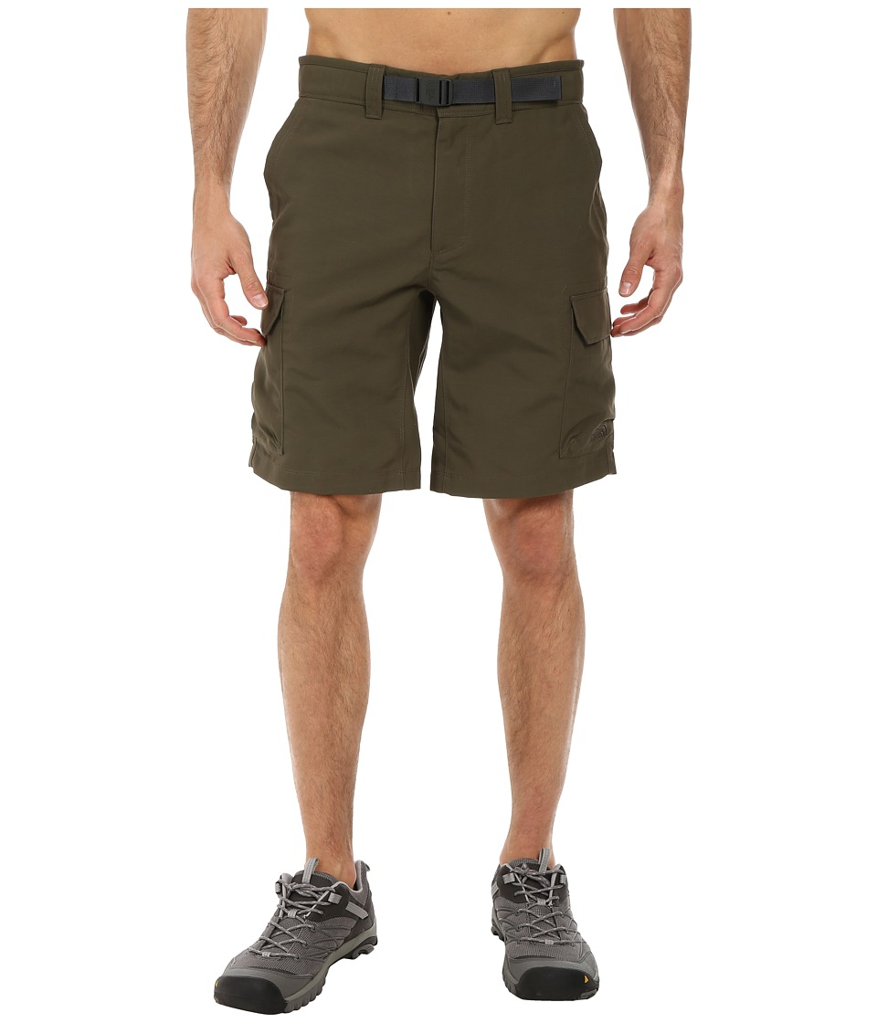 The North Face - Paramount II Cargo Short (New Taupe Green) Men's Shorts