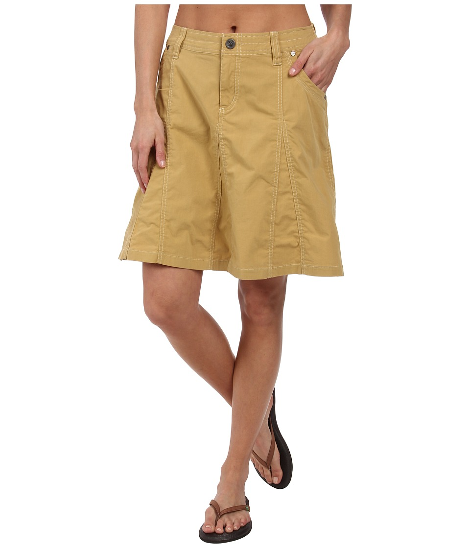 Kuhl - Splash Skirt (Camel) Women's Skirt