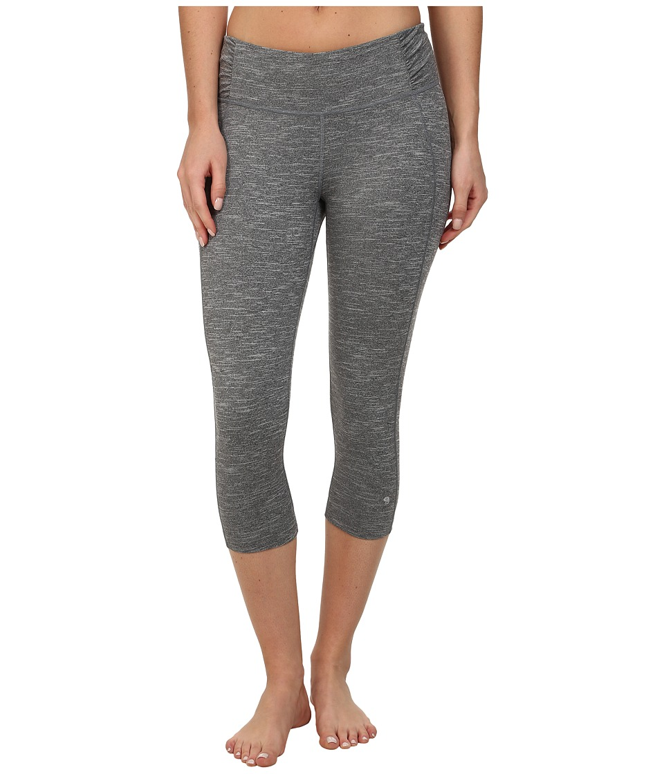 Mountain Hardwear - Mighty Activa Capri (Graphite) Women's Capri