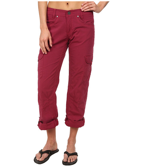 Kuhl - Splash Roll-Up Pant (Vino) Women