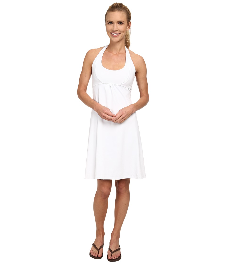 FIG Clothing - Hoi Dress (White) Women's Dress